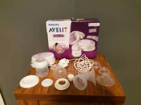 Avent single natural electric breast pump