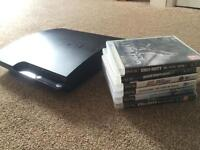 Fully WORKING PlayStation 3 Console -With A Collection Of Games -