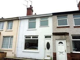 THREE BEDROOM HOUSE IN ASKERN TO LET