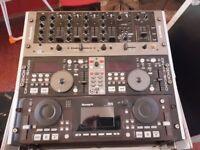 DJ mixer consul