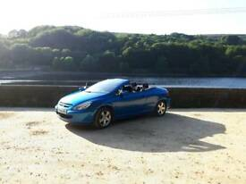 Peugeot 307 CC Convertible