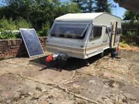 5 berth Avondale caravan.