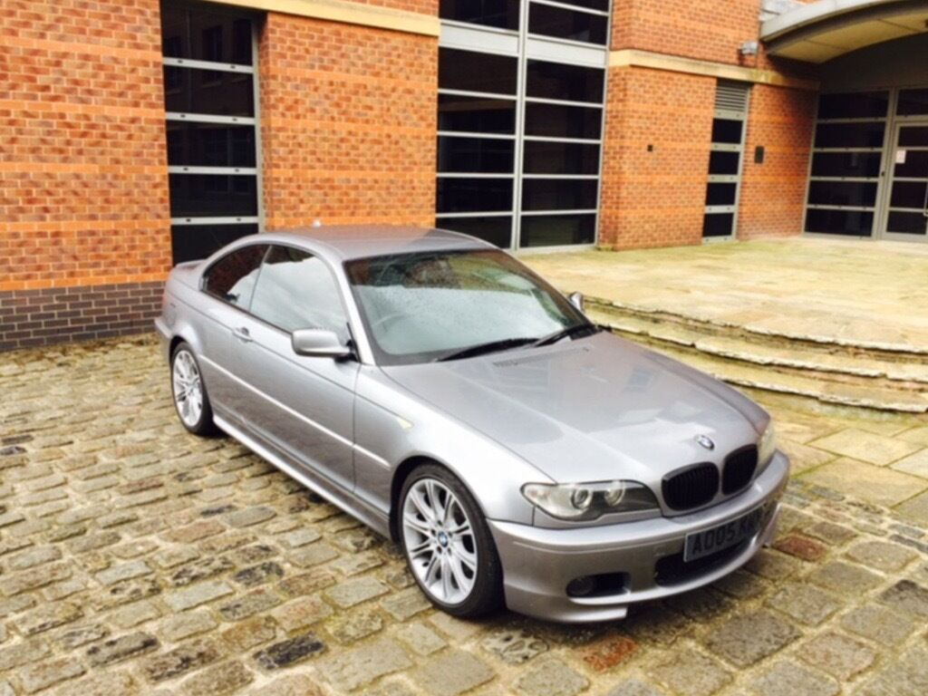 2005 bmw 320d m sport bmw 3 series bmw bmw m sport bmw coupe bmw 320cd coupe in sheffield. Black Bedroom Furniture Sets. Home Design Ideas