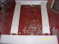 marble type fire surround