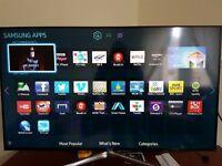 "Samsung 48"" Active 3D Smart TV"