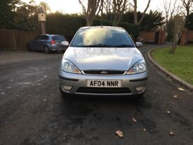 Ford Focus - EXTREMELY LOW MILAGE - 1.6 Ghia edition - Excellent condition