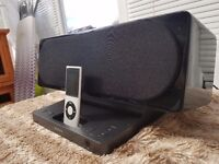 Apple iPod and Sony Speaker Dock - Great Sound