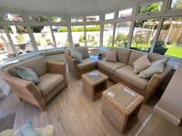 2Furnish-Home Pebble Modular conservatory furniture - (on 2Furnish-Home website)