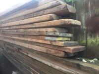 Scaffold boards various sizes £5each