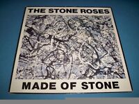 """The Stone Roses: Made of Stone & Going Down, 7"""" Vinyl Record"""