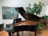 Yamaha C1 Conservatoire Grand Piano Black