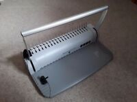 £25 Unused Binding Machine, negotiable, must go fast!!!