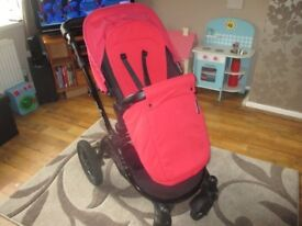 Ickle bubba v2 stomp travel system.