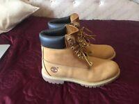 Timberland 6 Premium Boot Size 8