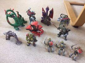Castle figures for ELC castle 11 figures