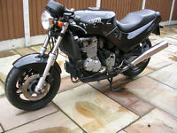 triumph trophy caferacer £1300 no offers