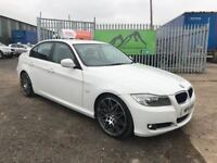 Late 2011 BMW 320d 3 Series Efficient Dynamics **FINANCE AND WARRANTY** (a4,c220,passat)