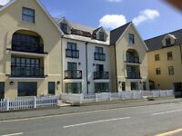 Broad Haven. First floor beach front apartment.