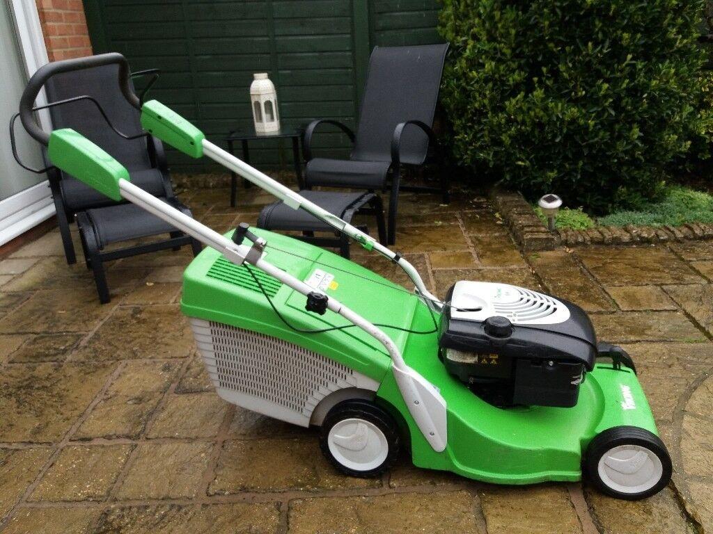 viking 448t petrol lawnmower   in kings lynn, norfolk   gumtree