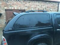Toyota Hilux Truckman cover / back
