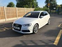Audi A3 s line Quattro S-tronic *** a3 saloon / golf gt/ golf gtd ***