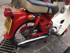 HONDA C90ZZ Cub 1981 C 90 Not C50 or C70