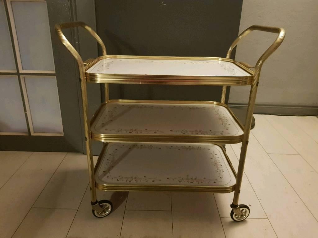 Eternal beau tea trolley