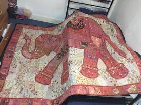 Handmade Indian Tapestry