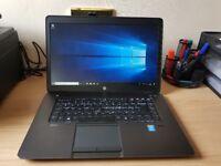 "HP ZBook 15u - I7 5500u - 8 Gb - 256 SSD - AMD M4170 - 15.6"" FHD !!!"