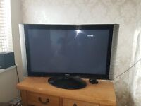 "Hitachi 42"" Plasma TV"