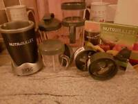 Nutribullet Package With Book