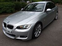BMW 330d M Sport 2dr Coupe