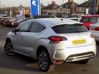 CITROEN DS4 2.0 HDi DStyle 5dr * Sat Nav & ONLY 18,000 mls * (silver) 2015