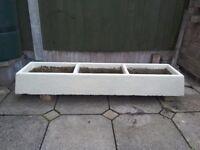 Garden planter/trough