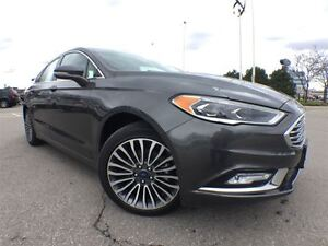 2017 Ford Fusion Titanium,Fin Rate 1.49 upto 72 Months!!