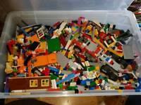 Mega box of lego