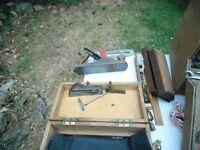 classic carpenter tools