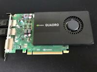 nVidia Quadro K2200 4GB professional graphics card