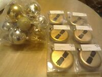 Christmas Decorations and Baubles