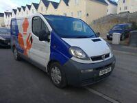 Ex Benjy Jiffy Style Catering Van, Vauxhall Vivaro