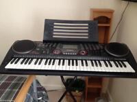 Casio Keyboard - synthesisor