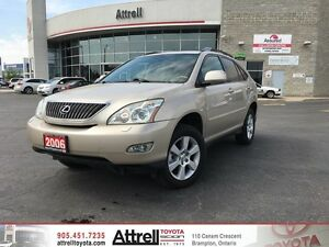 2006 Lexus RX 330. Keyless Entry, Moonroof, Heated Seats.