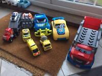 Baby toys rattles cars dolls teddies frozen Elsa marvel toys