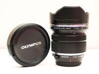 Mint Olympus 7-14mm f/2.8 PRO - Boxed