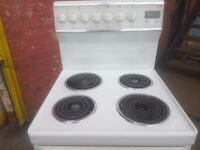 Tricity 4 ring Traditional Style Electric Cooker for sale 60cm wide