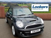 MINI Convertible COOPER S (black) 2012-03-29