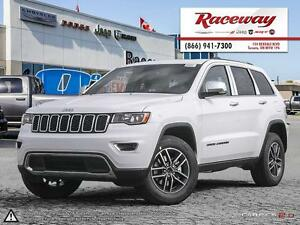 2017 Jeep Grand Cherokee Limited 4x4|Sunroof|Hitch