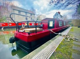 36ft narrowboat for sale
