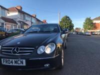 Mercedes-Benz Clk 270 Diesel Avantgarde