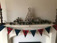Bunting made to order - Christmas Bunting